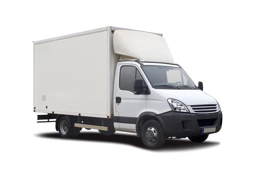 luton van for hire