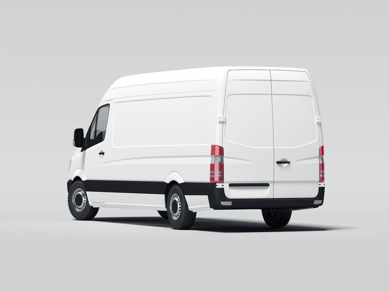 medium van for hire