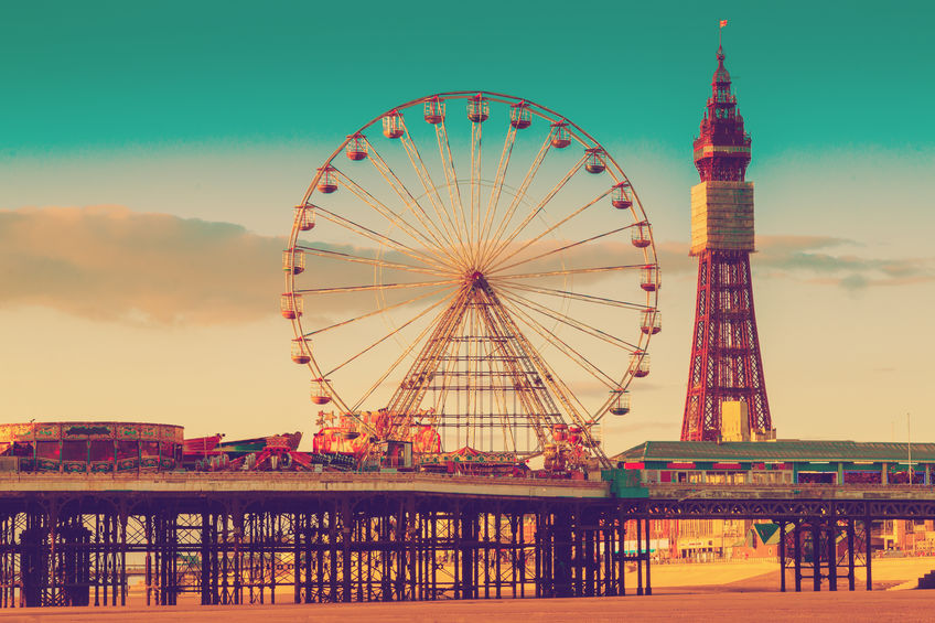 moving to blackpool
