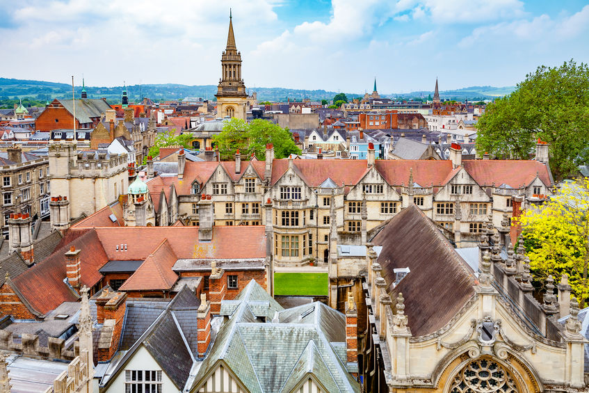moving to oxford