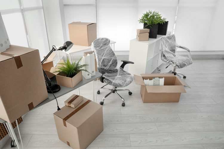 moving office mistakes