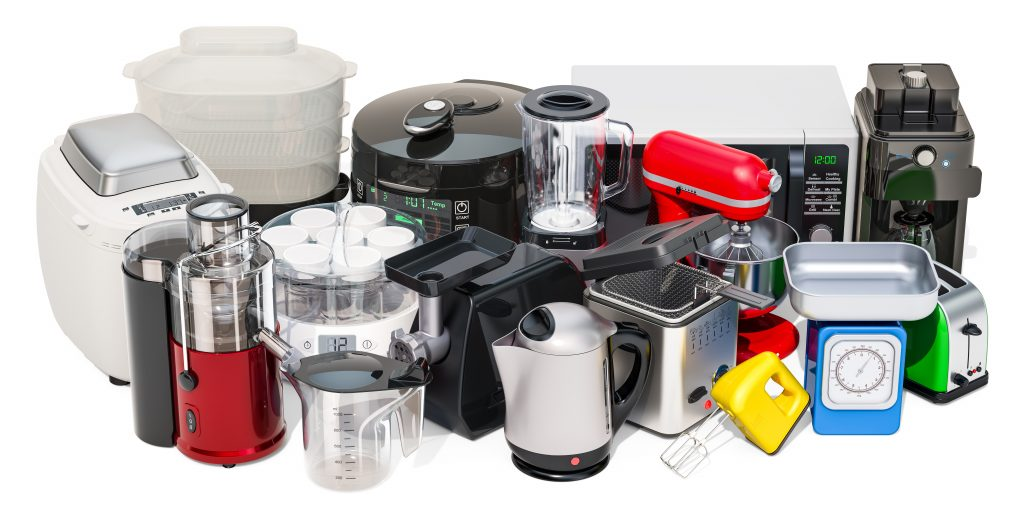 packing your kitchen