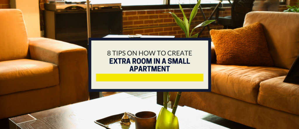 create extra room at home