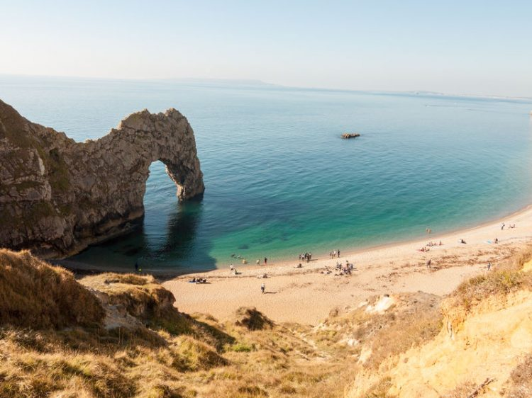 durdle door nature coastline coast sea dorset