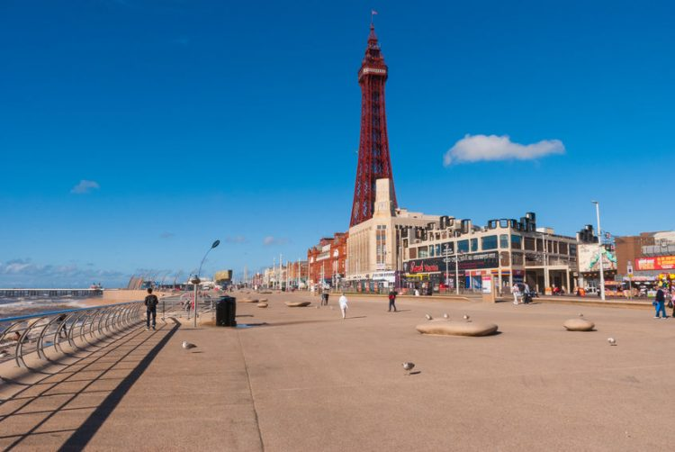 tourist attractions in blackpool