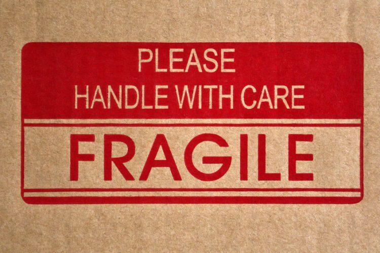 Fragile on Box