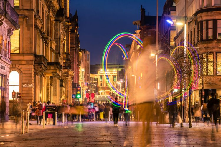 Glasgow Night Life