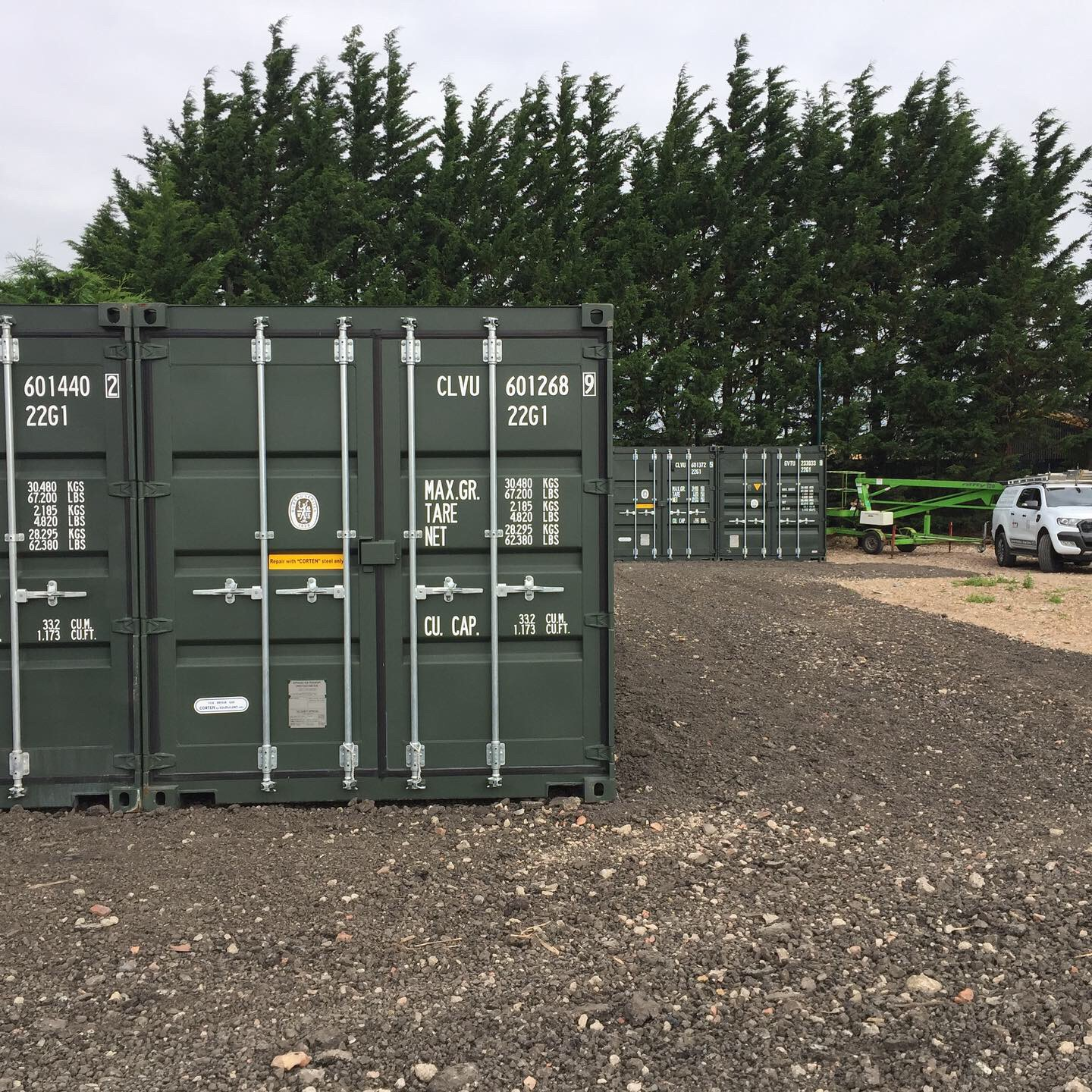 PadStore Self Storage - Melton a storage company in Melton Airfield Business Park, Dalby Road, Leicestershire, Melton Mowbray, UK