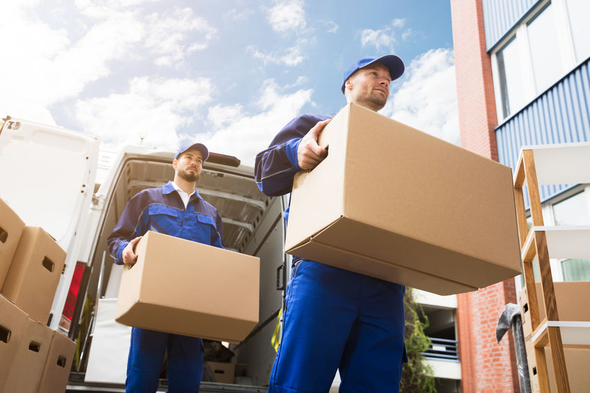 office removals company