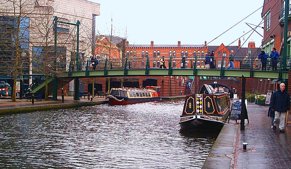 Brindleyplace Birmingham
