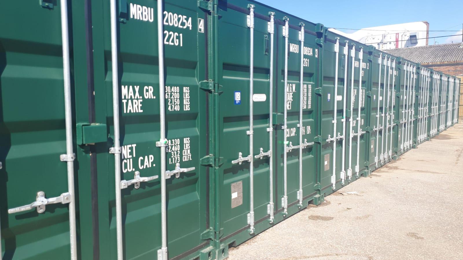 Safe & Dry Storage a storage company in 38-40 Sterte Avenue West, Poole, UK