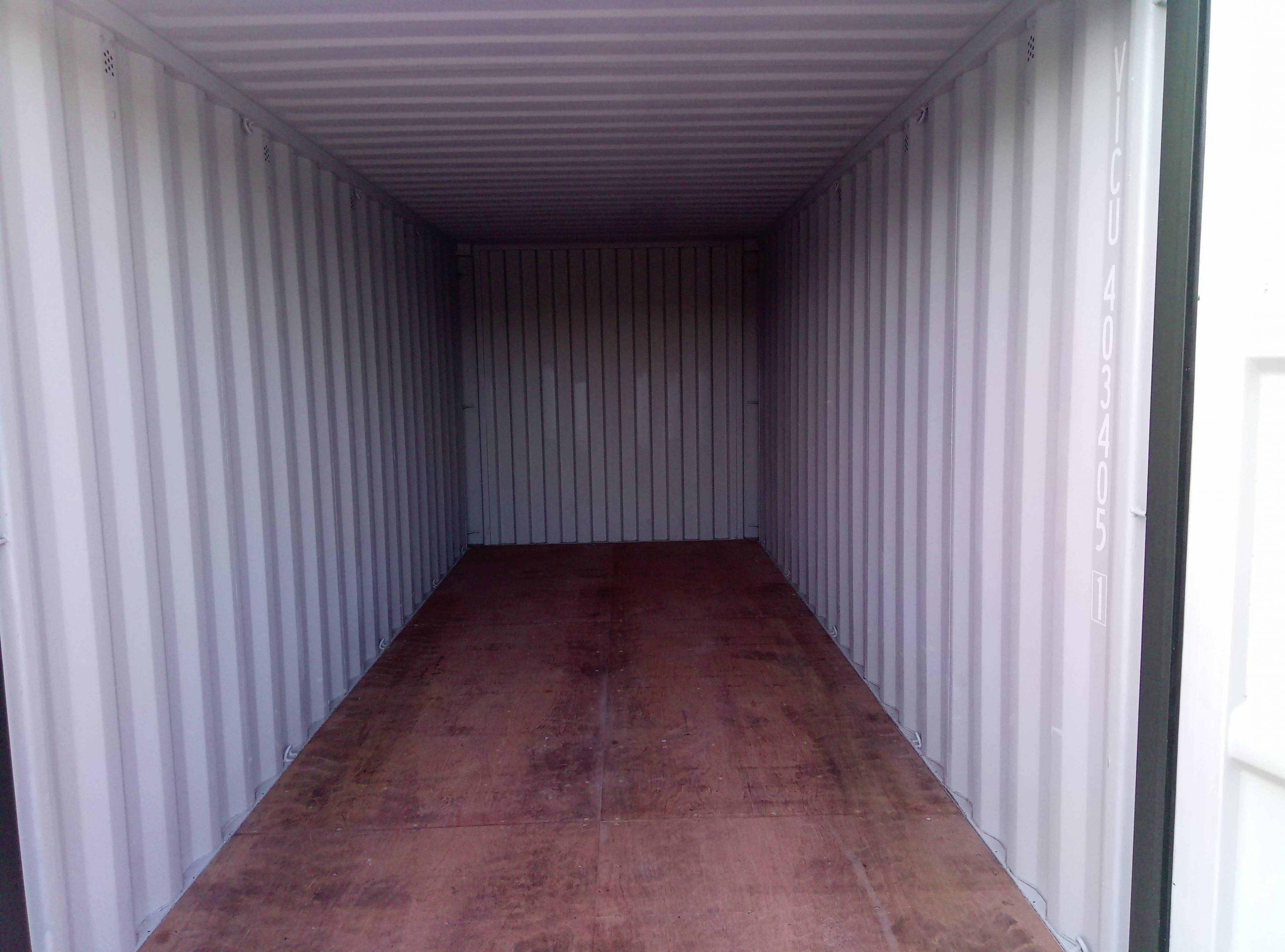 Metal Box Storage Ltd a storage company in Burnt House Lane, Bransgore,dorset, Christchurch, UK