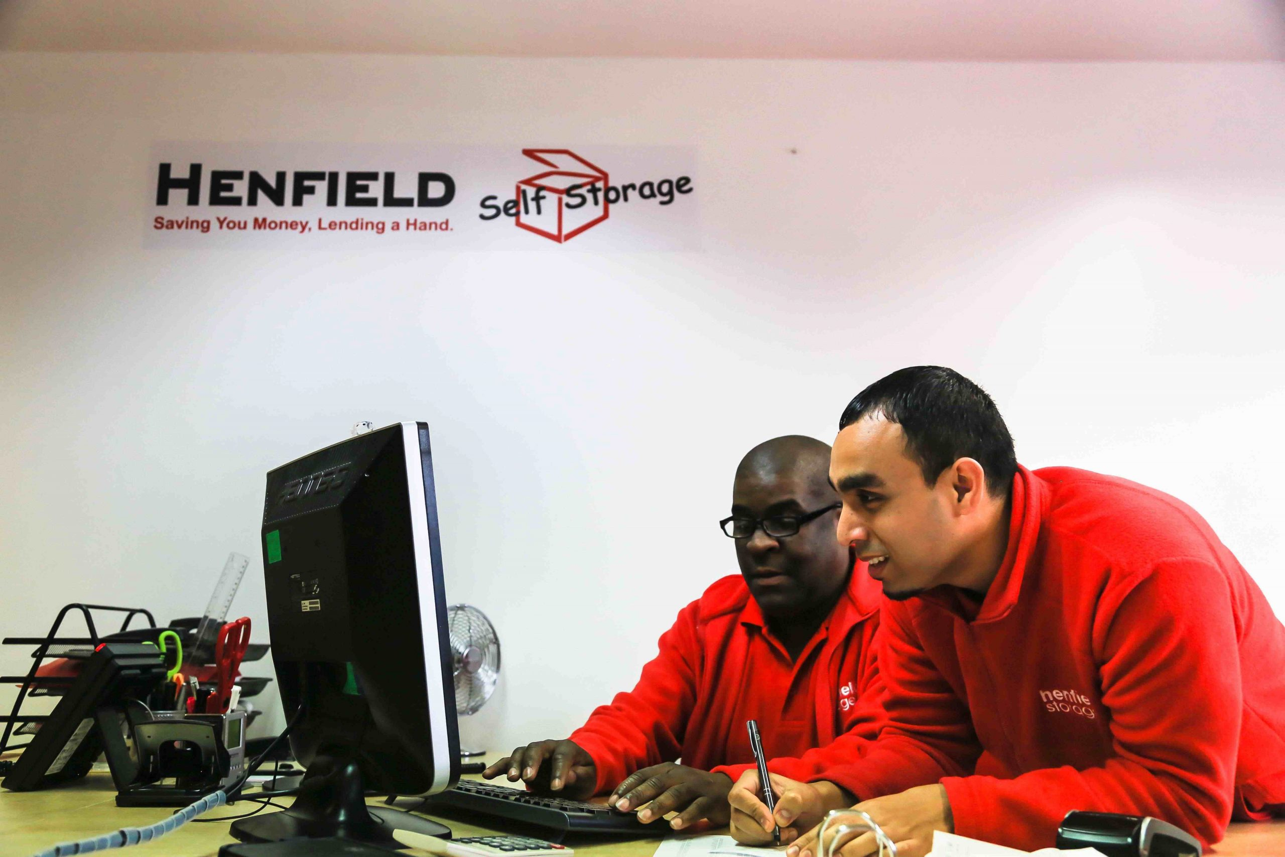 Henfield Storage - Staples Corner a storage company in Unit 36A, Millennium Business Centre, 3 Humber Trading Estate, London