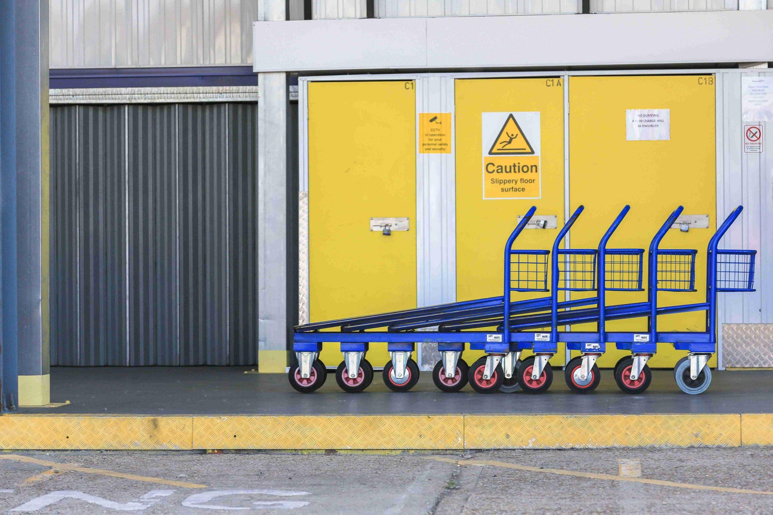 Henfield Storage - Wimbledon a storage company in Windsor Avenue, London, UK