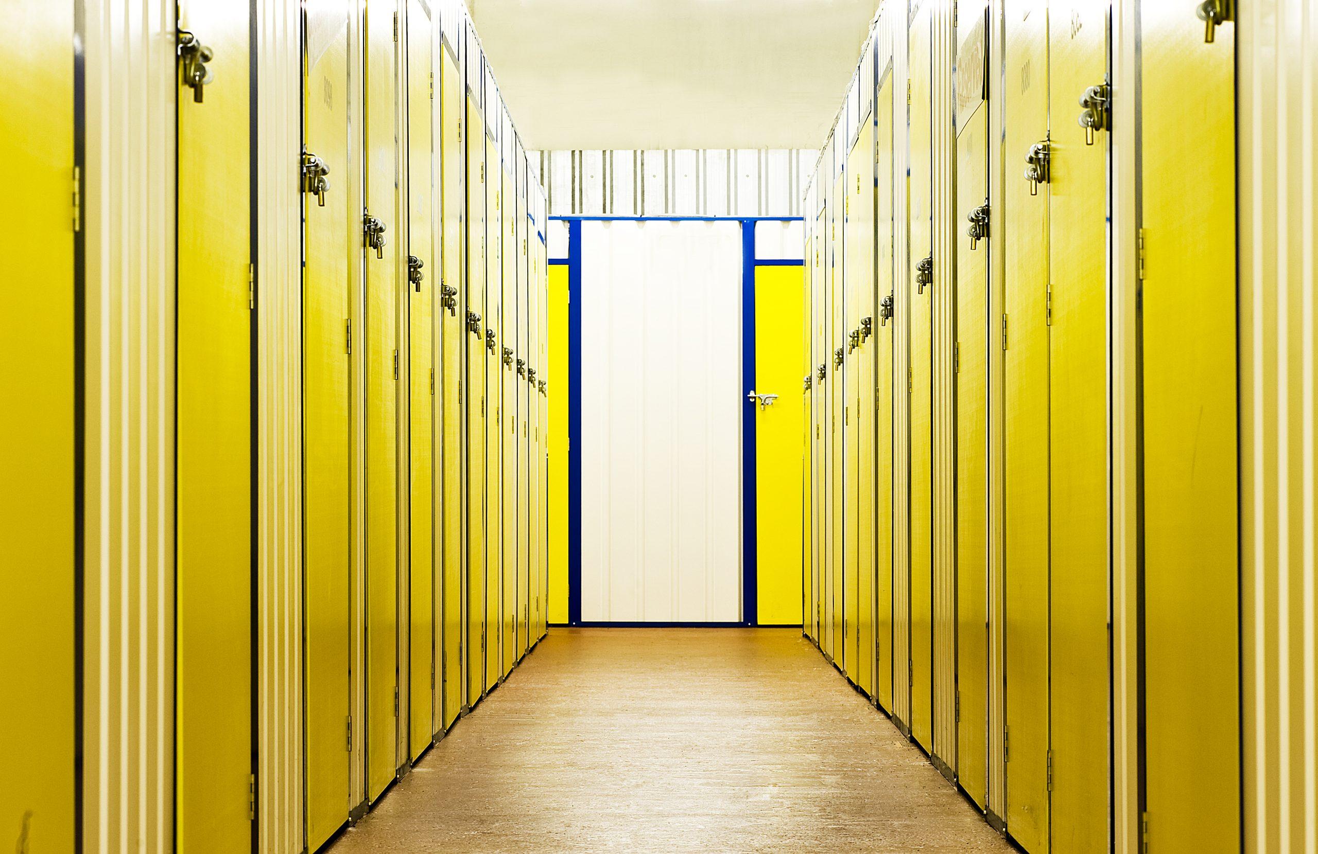 Aabsolute Self Storage - FULL 28/06/2021 a storage company in 259 Summerlee Street, Queenslie Industrial Estate, Glasgow, UK