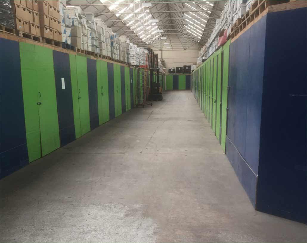 U STORE IT a storage company in 6 Craven Road, Off Atlantic Street, Broadheath, Altrincham, UK