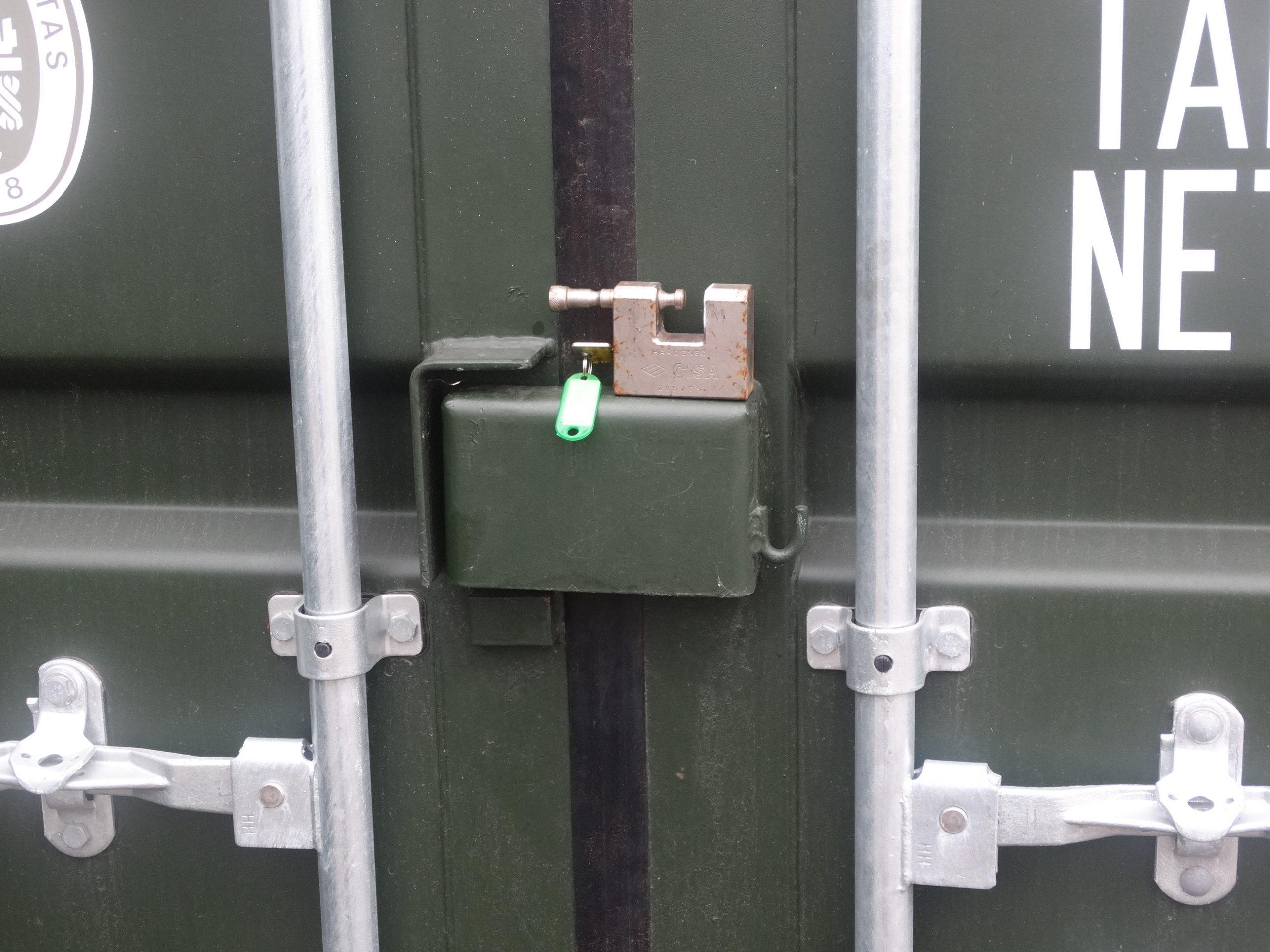 Squirrel Self Storage Ltd a storage company in Merritown Lane, Christchurch, UK