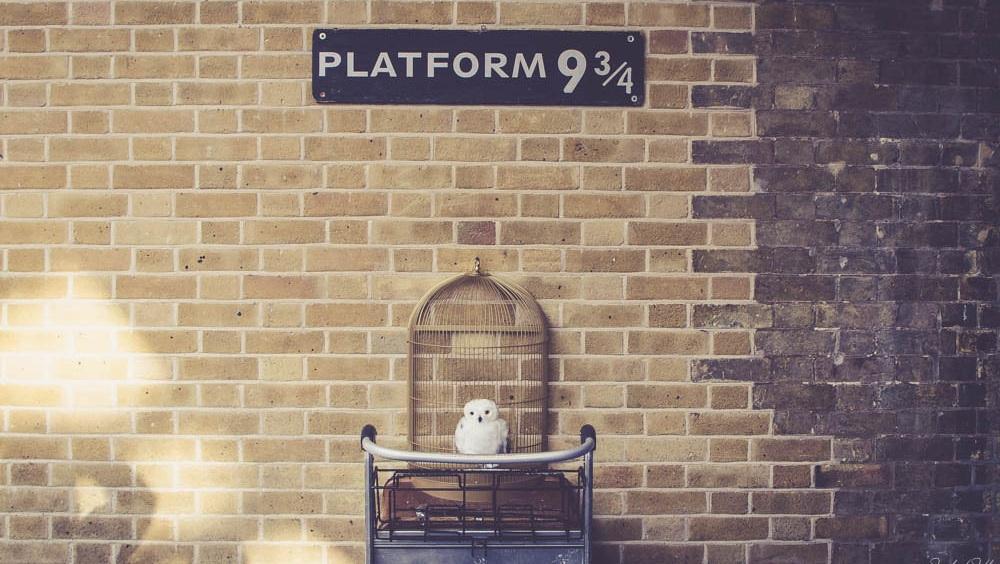 King Cross Station London