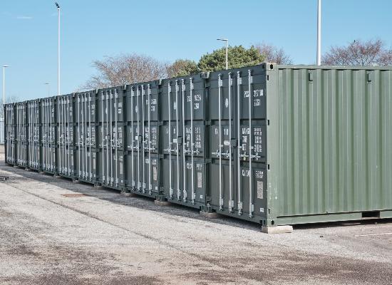 MONstore Aberdeen Self Storage a storage company in Monstore Aberdeen, Wellheads Place