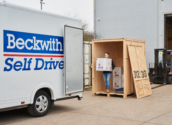 Britannia Beckwith Haywards Heath a storage company in Haywards Heath, West Sussex