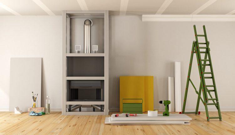 self storag for home renovation