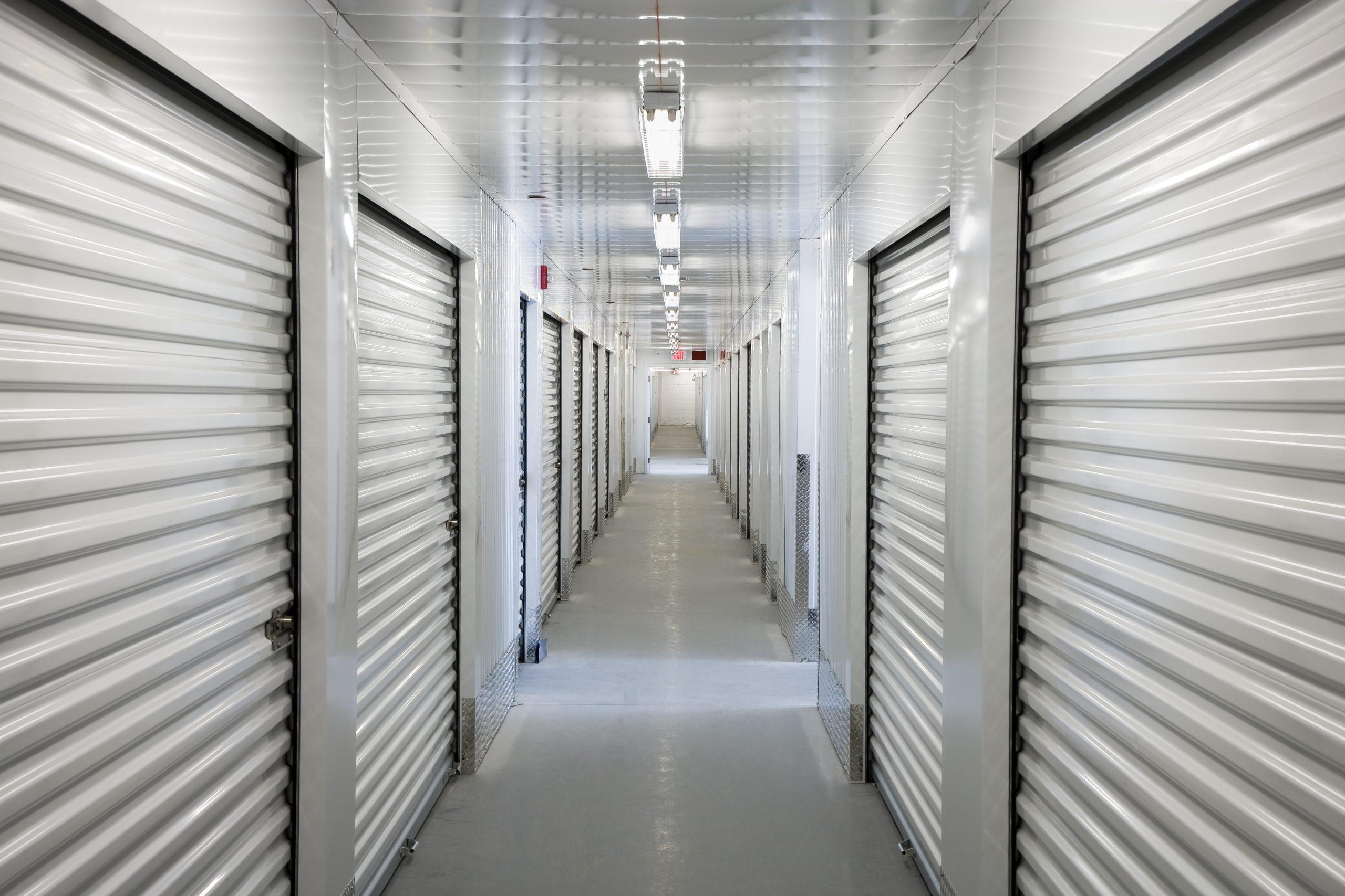 storage unit types