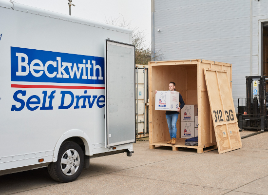 Britannia Beckwith Peacehaven a storage company in 138 South Coast Road, Peacehaven, East Sussex