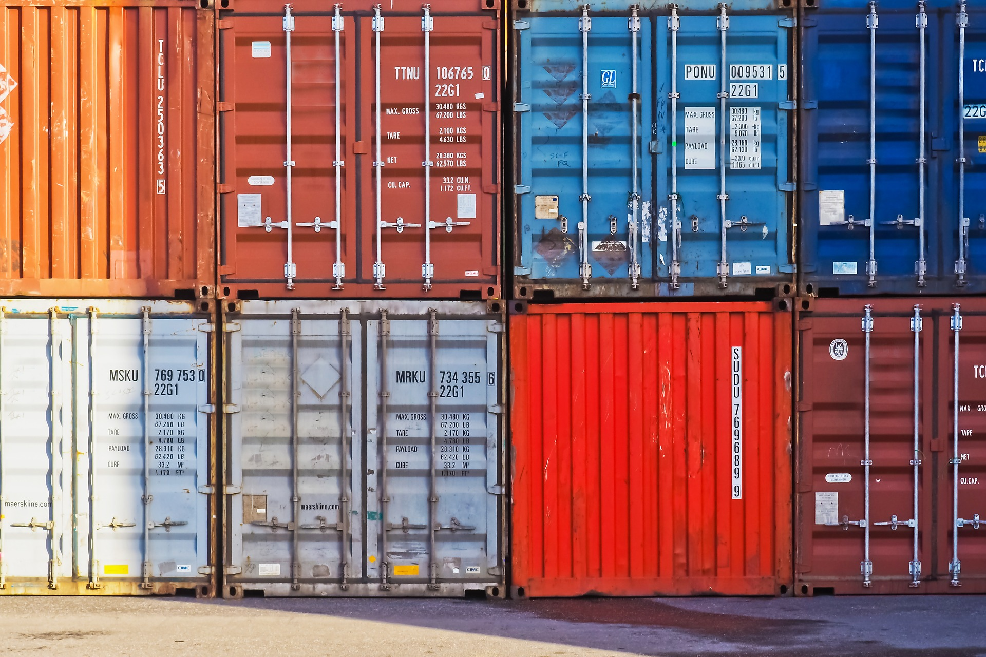 container storage