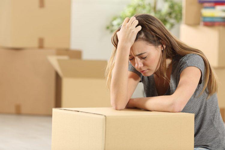 moving stress